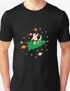 Space Christmas T-Shirt