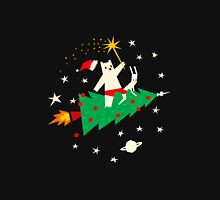 Space Christmas Unisex T-Shirt