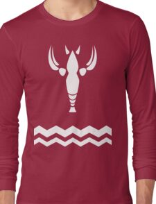 The Wind Waker - Link's Crayfish Shirt Long Sleeve T-Shirt