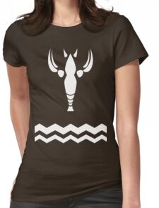 The Wind Waker - Link's Crayfish Shirt Womens Fitted T-Shirt