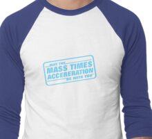 The Force Men's Baseball ¾ T-Shirt