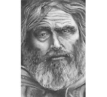 bearded man Photographic Print