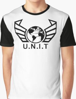 New U.N.I.T (Black) Graphic T-Shirt