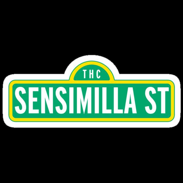 Sensimilla Street by gorillamask