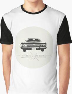 supernatural engineering  Graphic T-Shirt