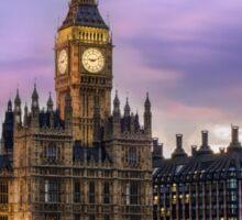 London is calling Sticker