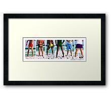 Equality House Fundraiser #11 Framed Print