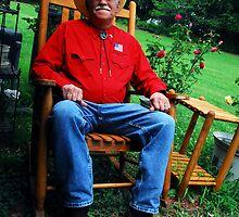 """""""Rocking Chair Ranch"""" by Gloria McAfee-Carver"""