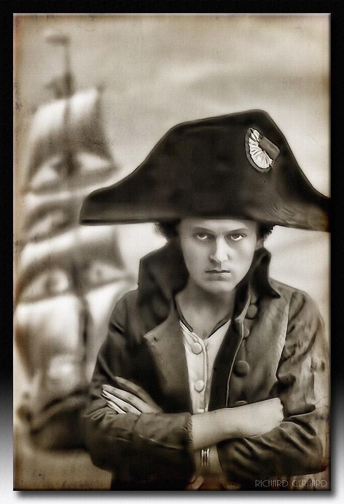 The Captain by Richard  Gerhard