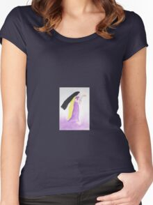 The Water Bearer Women's Fitted Scoop T-Shirt