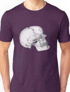 Wilbur Malone the Skull Unisex T-Shirt