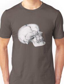 Wilbur Malone the Skull Unisex T-Shirt