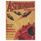 Astounding Stories October 1937 by babydollchic