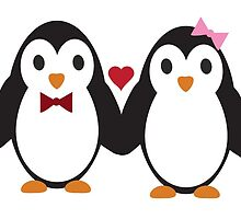 Love Penguins by bethd03