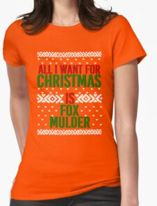 All I Want For Christmas (Fox Mulder) T-Shirt