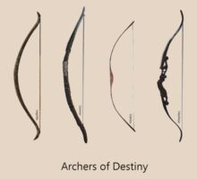 Archers of Destiny by artsandherbs