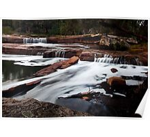 Noble Falls lazy afternoon Poster