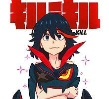KILL LA KILL - WE CAN BE AS ONE by Ramen Shuriken