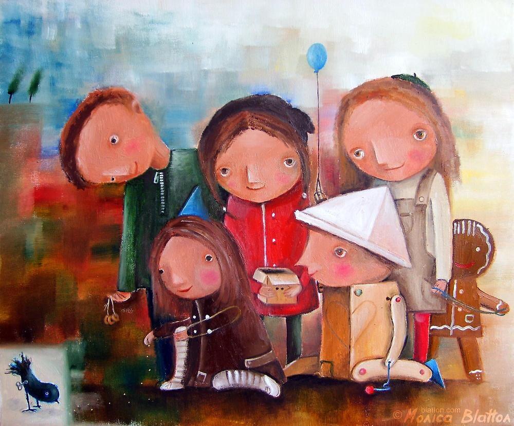 Foundling by Monica Blatton