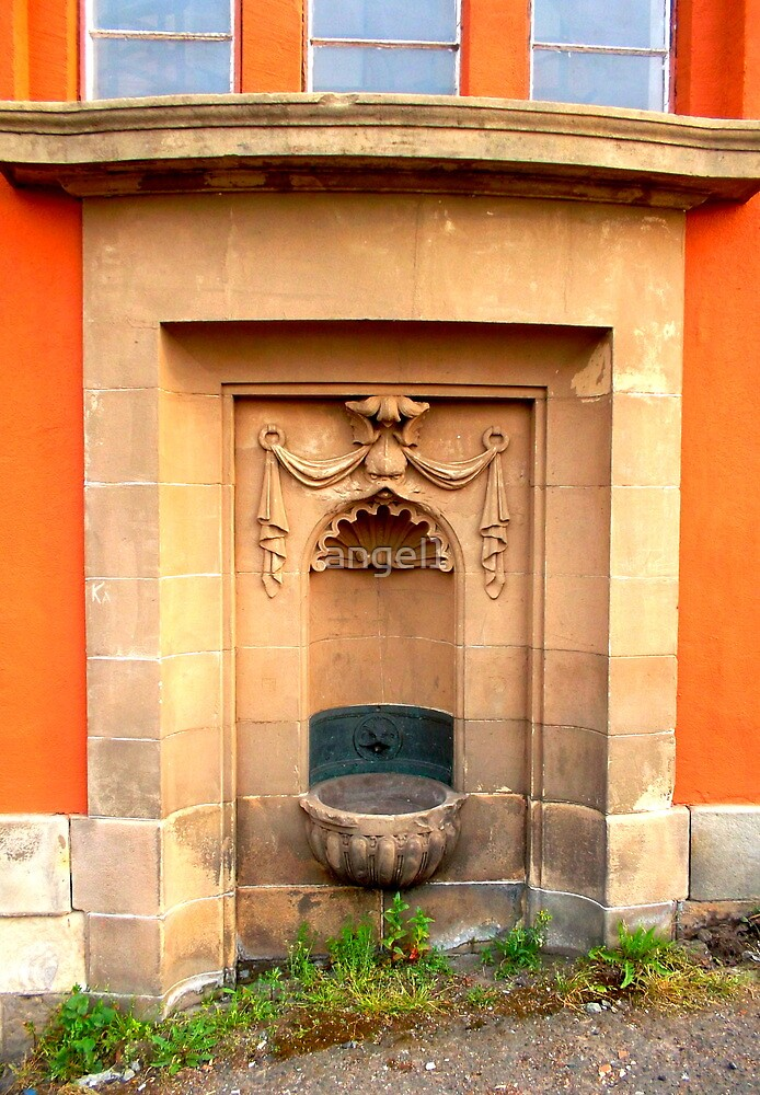 Bonnybridge ~ Drinking Fountain by ©The Creative  Minds