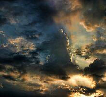Cloud 20120127-142 by Carolyn  Fletcher