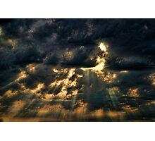 Cloud 20120211-5 Photographic Print