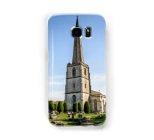 Parish Church of Saint Mary in Painswick, The Cotswolds Samsung Galaxy Case/Skin