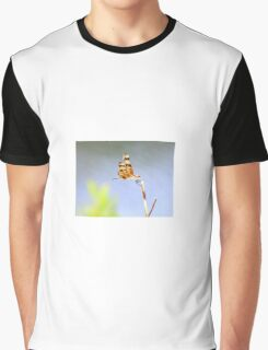 Halloween Pennant Graphic T-Shirt