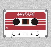 Mixtape Cassette Tape by Chillee Wilson Kids Clothes