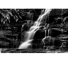 The Thin Motion ~ b&w Photographic Print