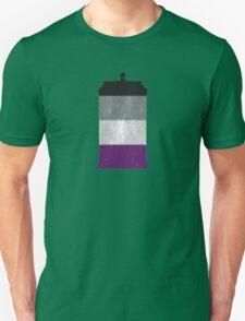 Ace Pride Police Box Unisex T-Shirt