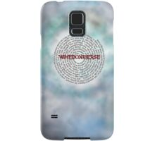 Whedonverse Samsung Galaxy Case/Skin