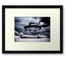 The Bandstand Framed Print