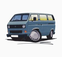 VW T25 / T3 Grey by Richard Yeomans