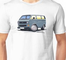VW T25 / T3 Grey Unisex T-Shirt