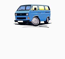 VW T25 / T3 Blue Unisex T-Shirt
