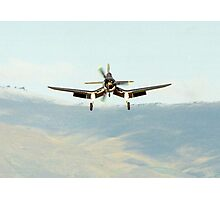 Goodyear FG-1D Corsair Photographic Print