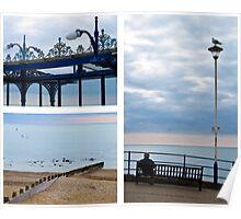 Eastbourne, UK Poster