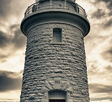Cape Naturalist Lighthouse by Leah Kennedy