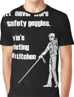 The goggles do nothing! Graphic T-Shirt