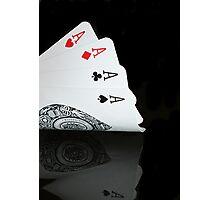 Ace!! Photographic Print