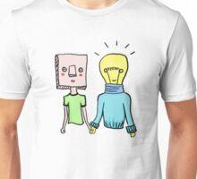 Electric Connection Unisex T-Shirt