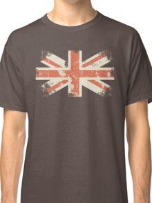 grungy UK flag Classic T-Shirt
