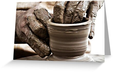Hands of Clay by Berns