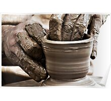 Hands of Clay Poster