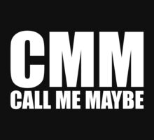 CMM [Call Me Maybe] by beone