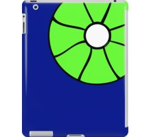 Flower - Green Mintee iPad Case/Skin