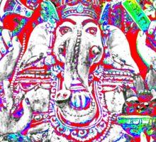 Ganesha by Tony Westbrook Sticker