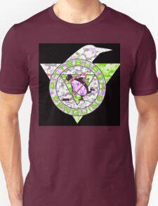 PENGUINS BLACK Unisex T-Shirt