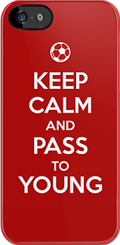 Keep Calm and Pass to Young by aizo
